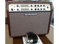 Behringer ACX1800 Ultracoustic Guitar Amplifier