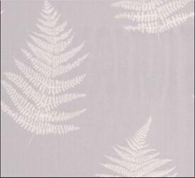 Superfresco Easy Paste The Wall Verdant Grey Leaf Print Wallpaper 32-448