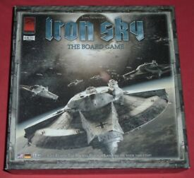 'Iron Sky' Board Game (new)