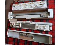 Silver Reed SK280 & SRP60N Knitting Machine & Ribber