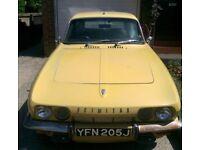 Reliant scimitar SE5 GTE, 1971 classic car , optional merc 320 supercharger ,tax and mot exempt.