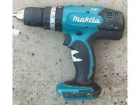 Makita Combi drill, 18V , Bare unit, fully working. Bargain, NO OFFERS OR TIMEWASTERS