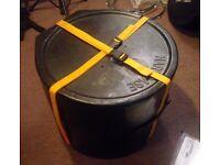 "Hardcase 18"" bass drum case"