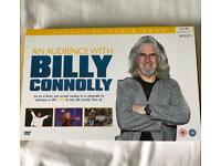 Billy Connolly dvd set new £7