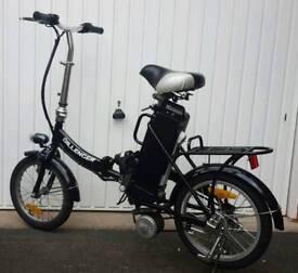 Folding Electric Bike Ebike
