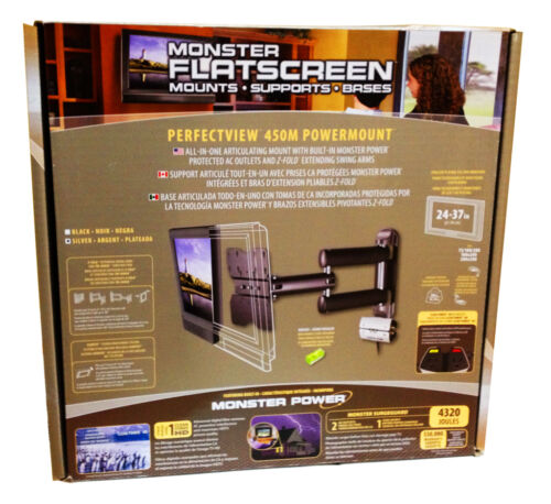 Monster Cable PerfectView FS MP450-MA EFS Flat Screen PowerM