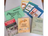 Equestrian book bundle