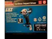 Brand new Makita 18v impact driver