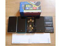 Nokia Lumia 620 Windows Phones (spares or repair) [SIM FREE / UNLOCKED] with handsfree bundle