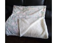 Double Bed Pile Duvet Cover