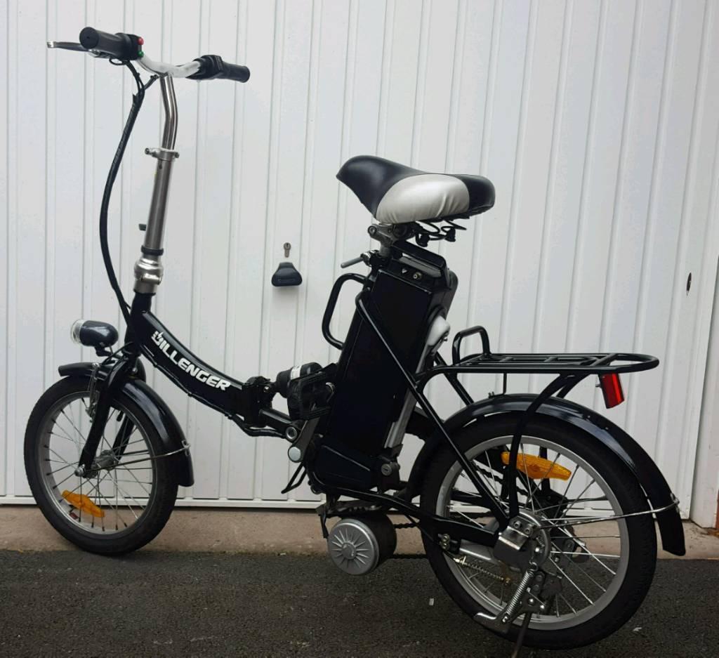 Ebike Electric Bike Bicycle Foldable