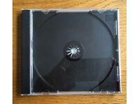 50 x CD/DVD Cases