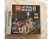 Lego Star Wars ll the original trilogy ds game