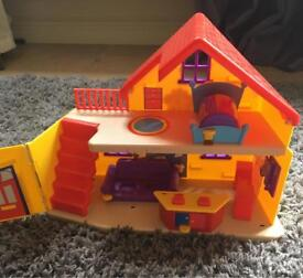 Justin's house