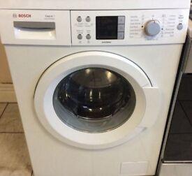 Bosch washing machine 7kg f