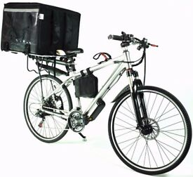 Delivery Box for Bicycles+ BackRack LAST FEW IN STOCK GREAT QUALITY