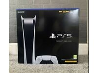 Brand new and sealed 🎮 Sony playstation 5 ps5 digital edition🎮