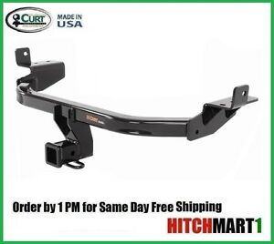 2014 2016 jeep cherokee 5k curt trailer hitch class 3 2 tow receiver opening. Black Bedroom Furniture Sets. Home Design Ideas