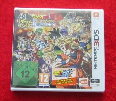 Dragon Ball Z Extreme Butoden, Nintendo 3DS Spiel, Neu, deutsche Version ()