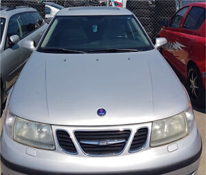Saab Arc 9-5 2005  2.3t Automatic, Accident free, 2200$ OBO