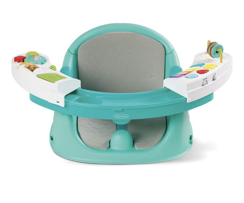 Infantino Music & Lights 3-in-1 Discovery Seat & Booster - NEW