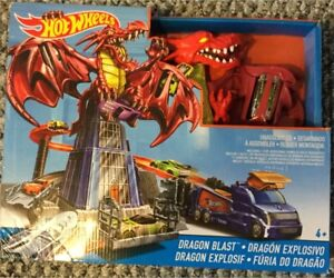 Hot wheels Dragon blast