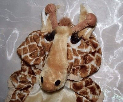 April Halloween Costume (Giraffe Halloween Plush Costume Infants 12-24 Months Hoodie April the)