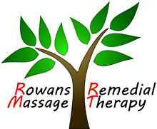 Rowans Remedial Massage Therapy - Mobile Massages Lynwood Canning Area Preview
