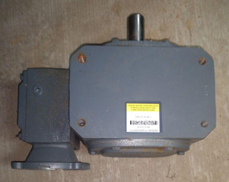 Boston Gear Speed Reducer FWA732-300-B5-G