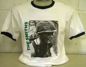 The Smiths Meat is Murder Ringer T-Shirt