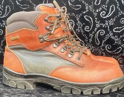 Irish Setter Men's Hunting Shoes Brown/Black Gore-tex Vibram Soles Size 11.5