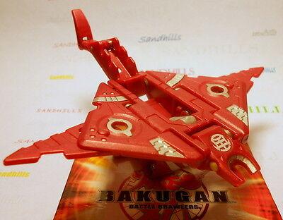 Bakugan Spitarm Red Ventus Maxus Dragonoid Trap & cards segunda mano  Embacar hacia Argentina