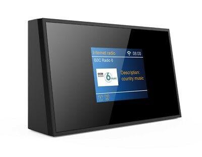 ROXX WLAN Tuner DAB 301IR - Macht Ihre Stereoanlage DAB+ und Internetradio fähig