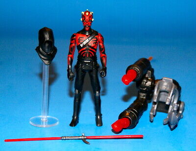 STAR WARS REBELS DARTH MAUL LOOSE COMPLETE