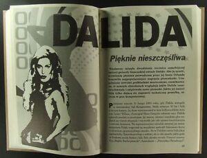 Dalida Cher,Leni Riefenstahl,ABBA,Z.Leander,Freddie Mercury,Liza Minnelli - <span itemprop=availableAtOrFrom>europe, Polska</span> - Zwroty są przyjmowane - europe, Polska