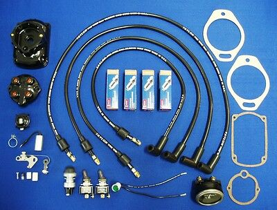 LINCOLN SA-200 BLACKFACE WELDER TUNE UP KIT  FOR FM MORSE FAIRBANKS PIPELINER