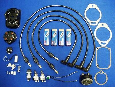 Fits Lincoln Sa200 Blackface Welder Tune Up Kit Fm Morse Fairbanks Magneto W Amp