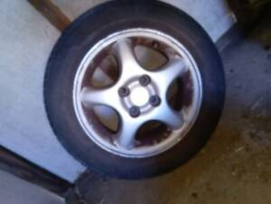 14 inch factory Rim Honda Civic Mount Pritchard Fairfield Area Preview