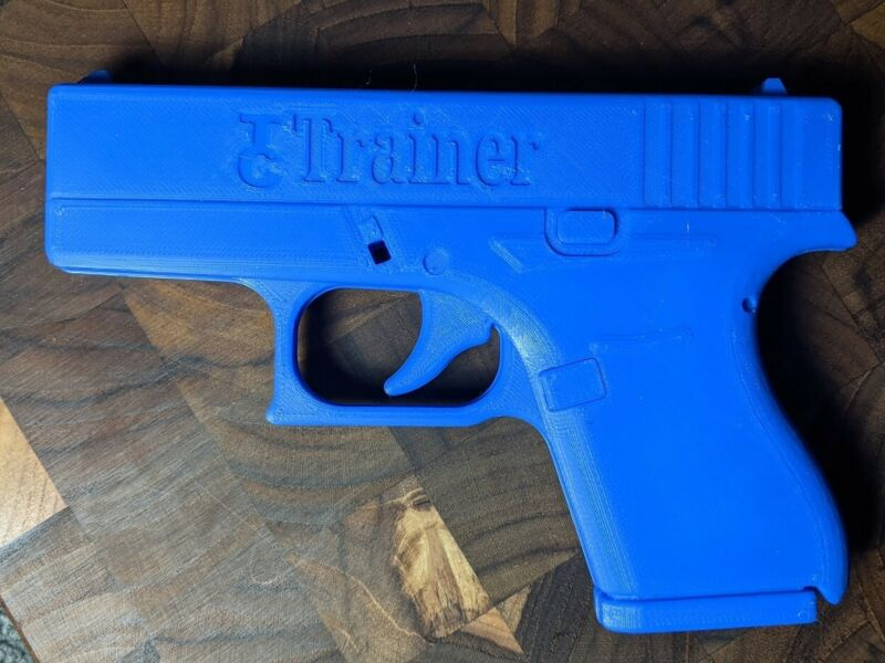 Glock 43 Cost Effective Training Simulator Pistol