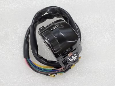 Yamaha XS500 XS360 RD400 Turn Signal Horn Headlight Left Switch Assembly - New R
