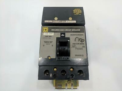 New Square D Q2L3225H Circuit Breaker 3 Pole 225A 240V 22kA Q2 Q2L