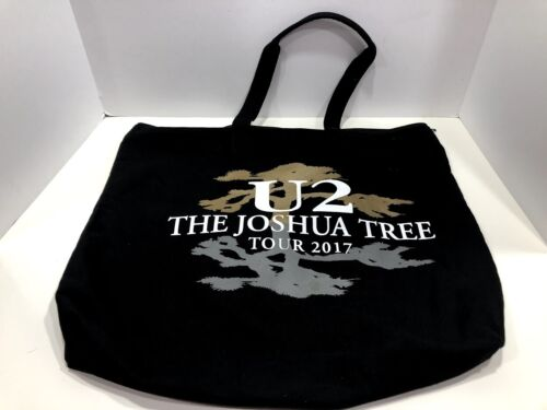 U2 The Joshua Tree Tour 2017 Tote Bag