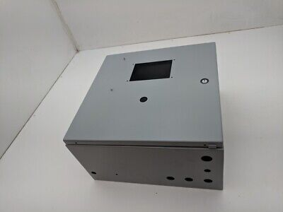 New Hoffman Electrical Project Box Csd16168spl Enclosure 16x16x8