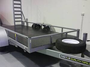 Plant 4.5T Machinery Trailer BRAND NEW Clontarf Redcliffe Area Preview