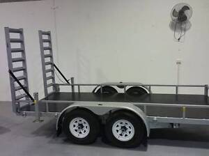 Machinery Plant Trailer BRAND NEW 4.5T Clontarf Redcliffe Area Preview