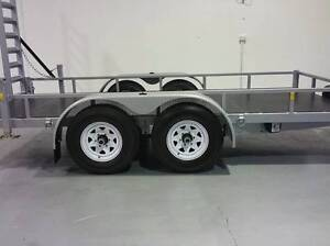 Machinery Plant Trailer 4.5T BRAND NEW Clontarf Redcliffe Area Preview