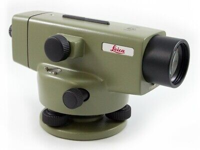 Leica Na2nak2 32x Universal Automatic Level Pre-owned