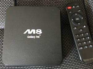 Android Box - M8