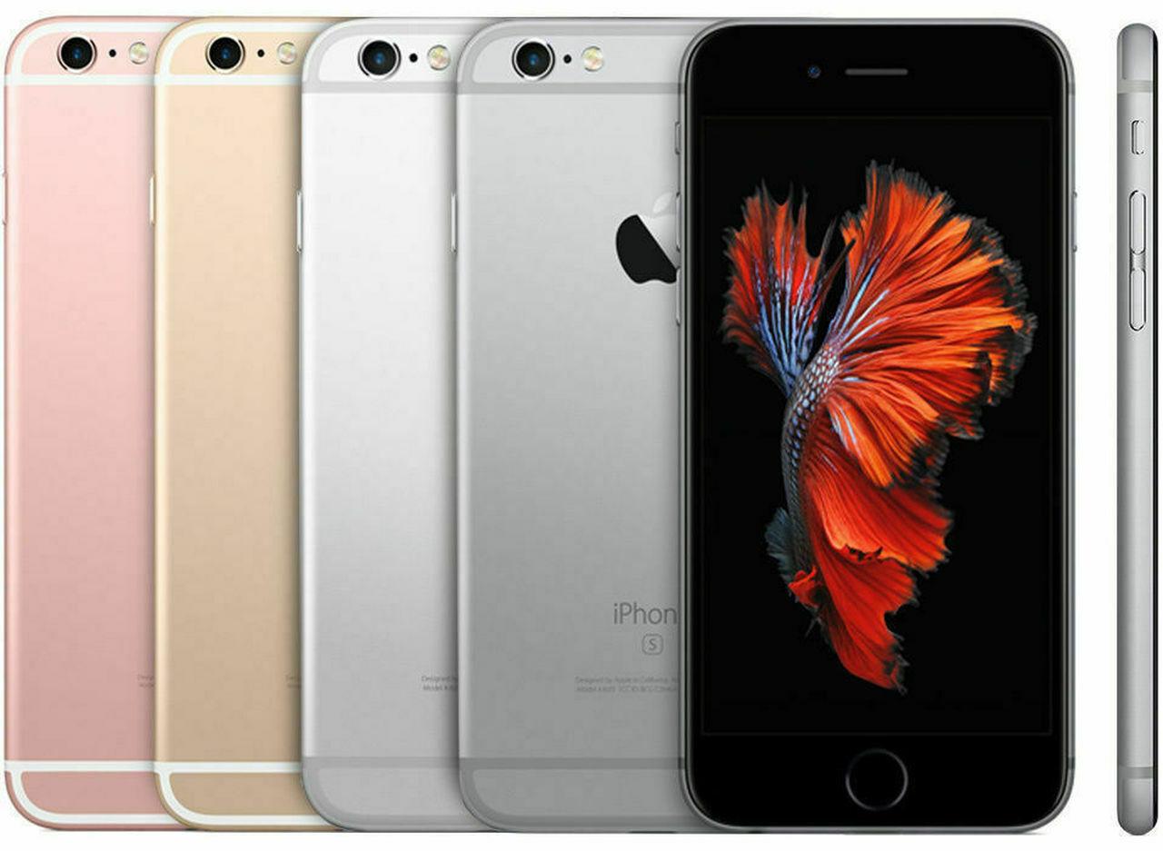 NEW Apple iPhone 6s 32GB 🔓Unlocked 📶GSM+CDMA 🔘Space Gray