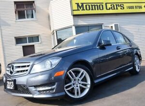 2013 Mercedes-Benz C 300 4MATIC!AWD!SunRoof!Only$166/Bi-weekly!
